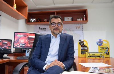 Raúl Gil, director general de Prestone Products para México y Latinoamérica.