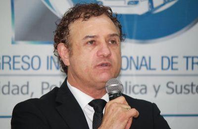 Jesús Padilla Zenteno, ex presidente de la Asociación Mexicana de Transporte y Movilidad (AMTM).