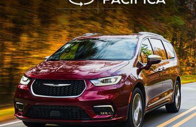 Chrysler Pacifica Experiencia 360