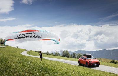 Lamborghini Urus y Aaron Durogati, juntos en un desafío único