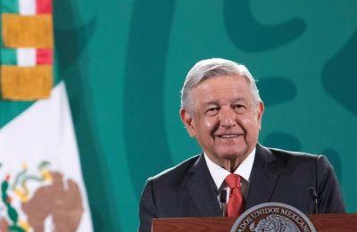 El presidente de México. Andrés Manuel López Obrador. Efe/ Presidencia de México.