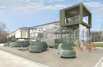 Dacia en el Salón Internacional del Automóvil de Múnich 2021