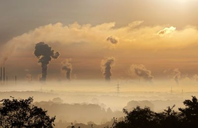 Industria, contaminación