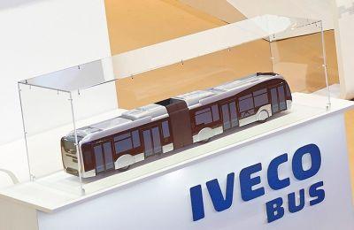 Maqueta del Concepto de Bus Rapid Transit Crealis