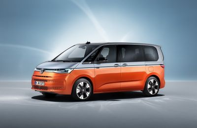 Nuevo Volkswagen Multivan