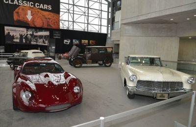 El Salón del Automóvil de Nueva York se celebrará con público en agosto