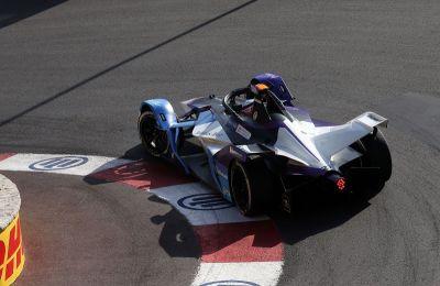 BMW i Andretti Motorsport frente al E-Prix de Puebla
