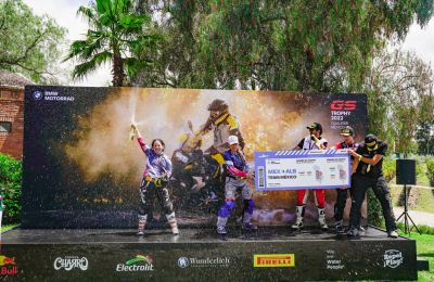 BMW Motorrad International GS Trophy 2022