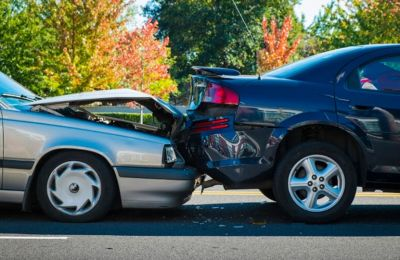 Accidente, automóviles