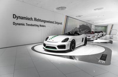 Museo Porsche: 25 años del Boxster
