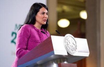 La subprocuradora de Servicios y encargada de Despacho de la Profeco, Surit Berenice Romero Domínguez